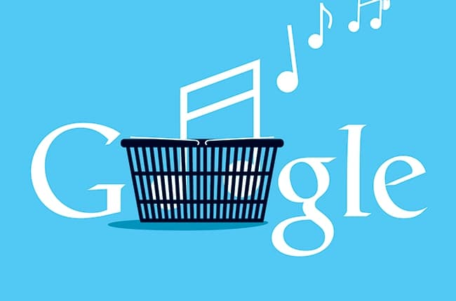 google-music-illustration